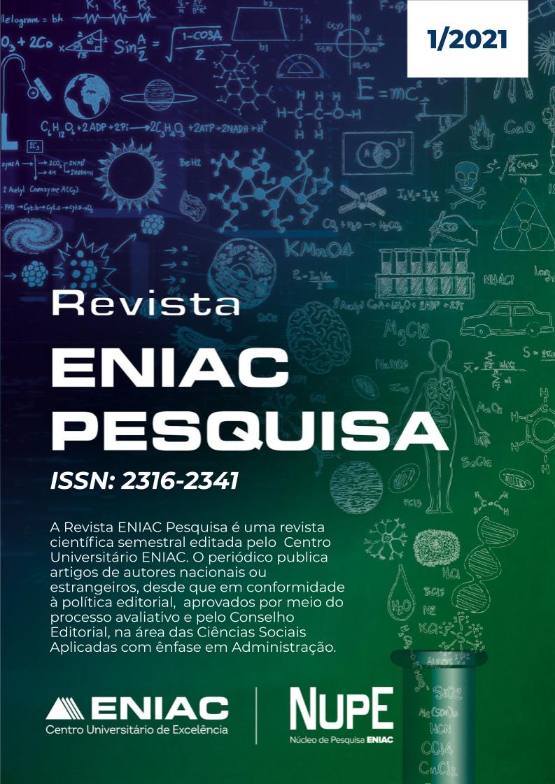 Capa - Eniac Pesquisa