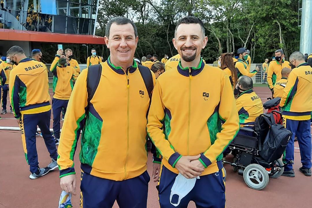 Eniac tem representantes nos Jogos Paralímpicos em Tóquio