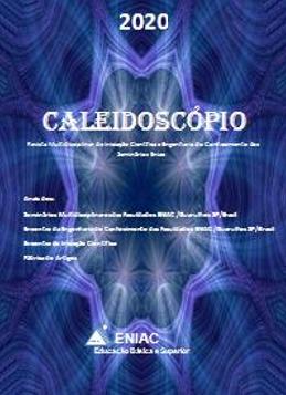 Lançamento do volume 12 da Revista Caleidoscópio