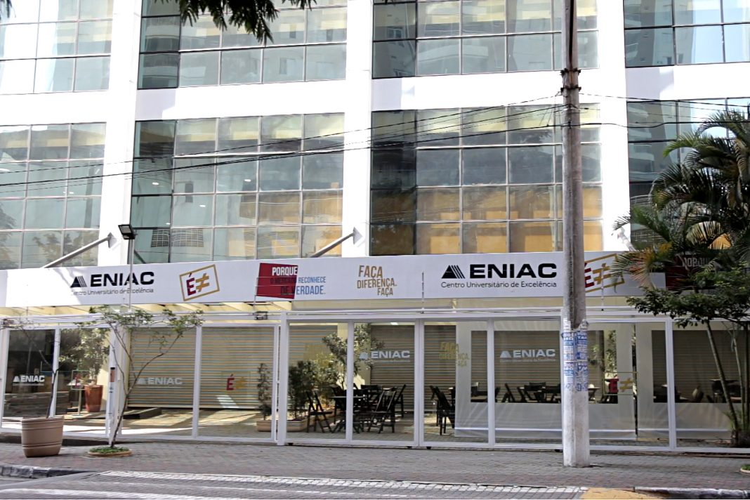 Cursos de Engenharia do ENIAC são avaliados como os melhores da região