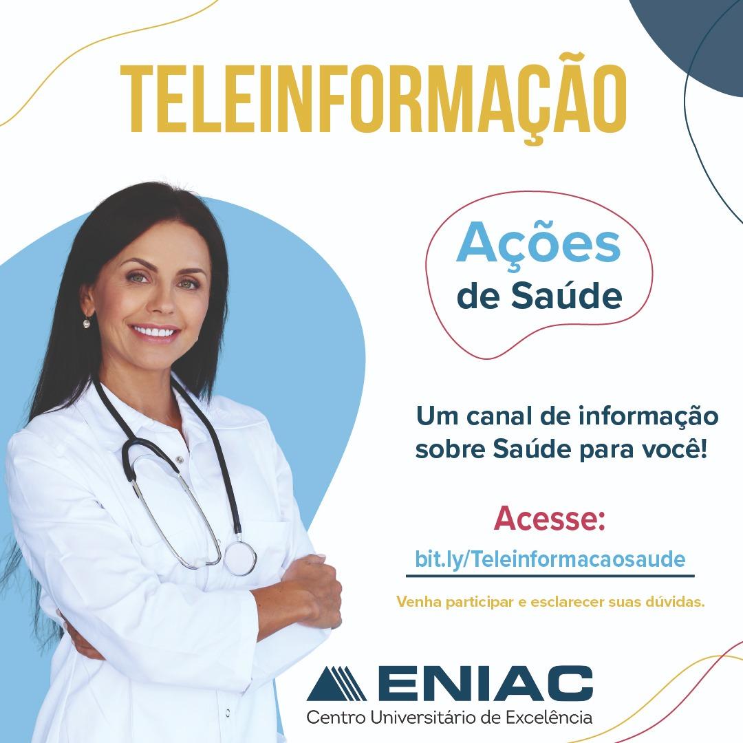 TELEINFORMAÇÃO SAÚDE ENIAC