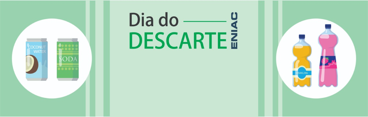 """'Dia do Descarte' no Eniac para comemorar o """"Dia Mundial da Limpeza"""""""