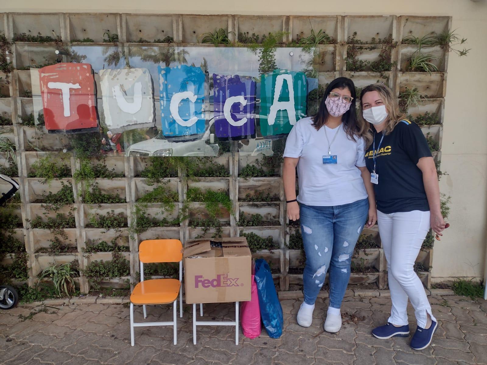 TUCCA: 100% pela Cura do Câncer Infantil