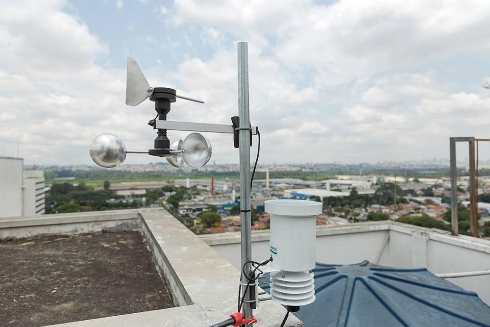 Eniac desenvolve Estação Meteorológica com informações do clima em tempo real